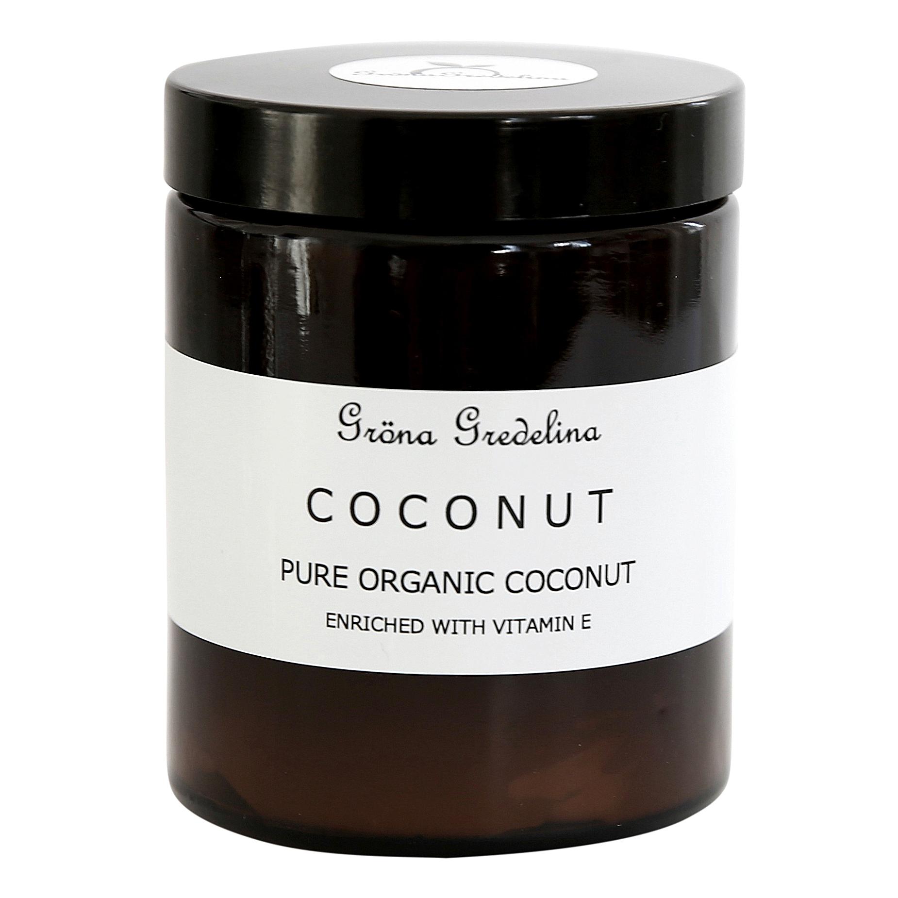 Image result for Gröna Gredelina Coconut Pure â?? organic coconut oil