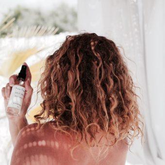 Ekologisk saltspray Gröna Gredelina Beachy salty hair