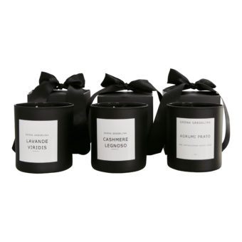 Tre svarta ljus Gröna Gredelina Special edition